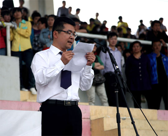 塔里木大学第四十届运动会圆满落幕